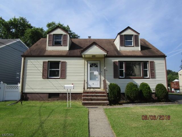 41 Frances St, Clifton City, NJ 07014 (MLS #3497046) :: William Raveis Baer & McIntosh