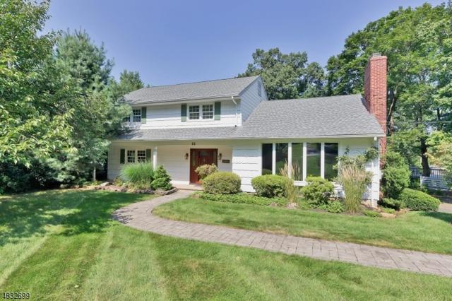 64 Summit Rd, Berkeley Heights Twp., NJ 07974 (MLS #3497953) :: The Sue Adler Team