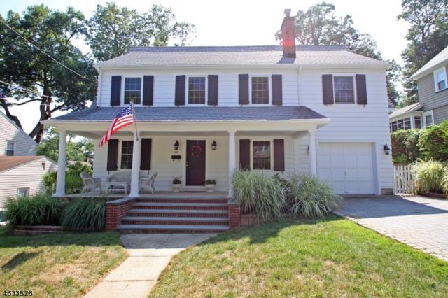 101 Morningside Rd, Verona Twp., NJ 07044 (MLS #3497969) :: William Raveis Baer & McIntosh