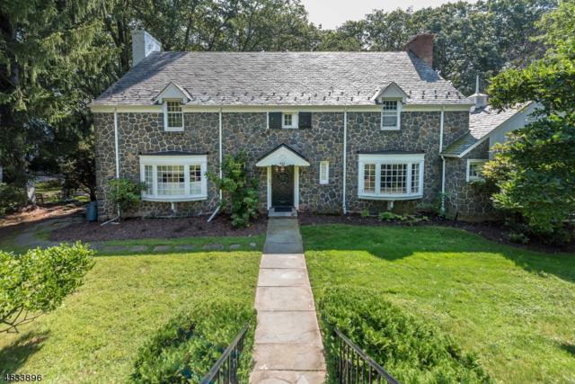 484 Harding Dr, South Orange Village Twp., NJ 07079 (MLS #3498177) :: William Raveis Baer & McIntosh