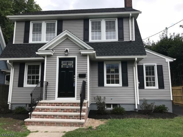 1213 Grant Ave, Plainfield City, NJ 07060 (MLS #3498947) :: SR Real Estate Group
