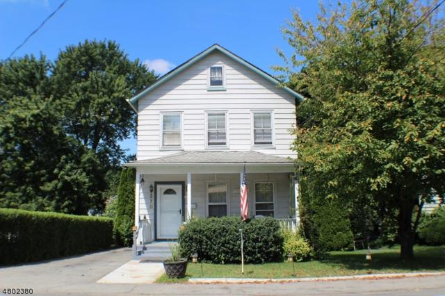 270 Center St, Roxbury Twp., NJ 07850 (MLS #3499075) :: SR Real Estate Group