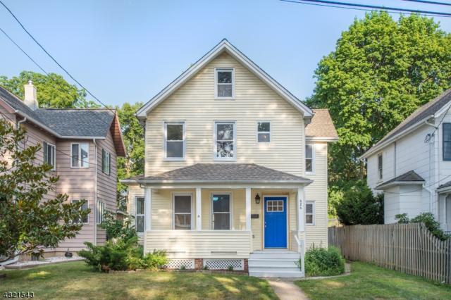 424 Holmes St, Boonton Town, NJ 07005 (MLS #3499200) :: SR Real Estate Group
