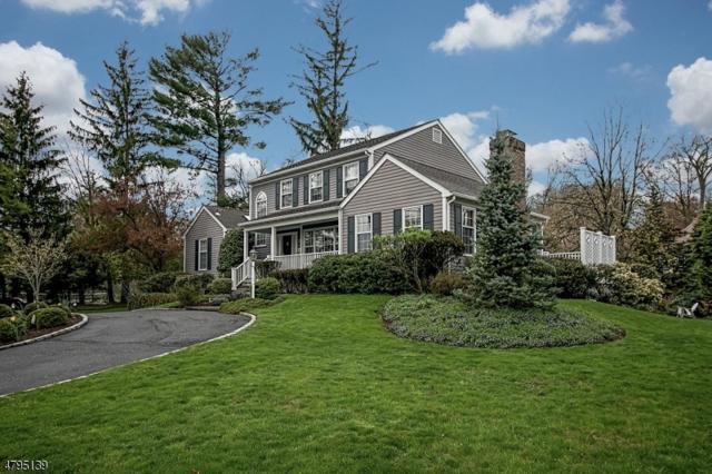15 The Crescent, Millburn Twp., NJ 07078 (MLS #3499253) :: Zebaida Group at Keller Williams Realty