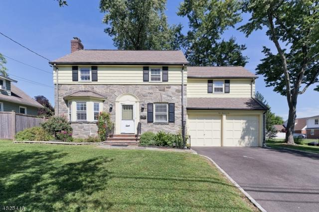 406 Pine Ave, Garwood Boro, NJ 07027 (MLS #3499272) :: The Dekanski Home Selling Team