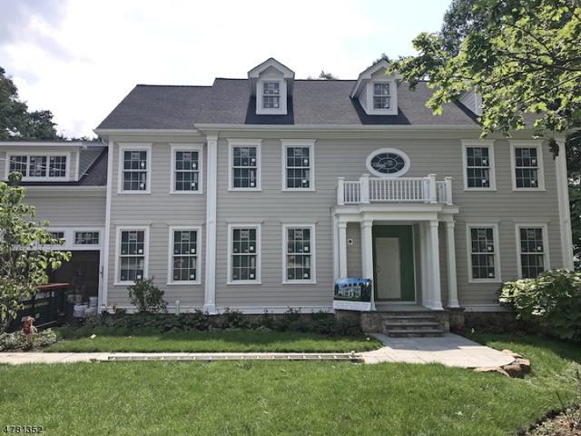 265 Hillside Ave, Chatham Boro, NJ 07928 (MLS #3499286) :: William Raveis Baer & McIntosh