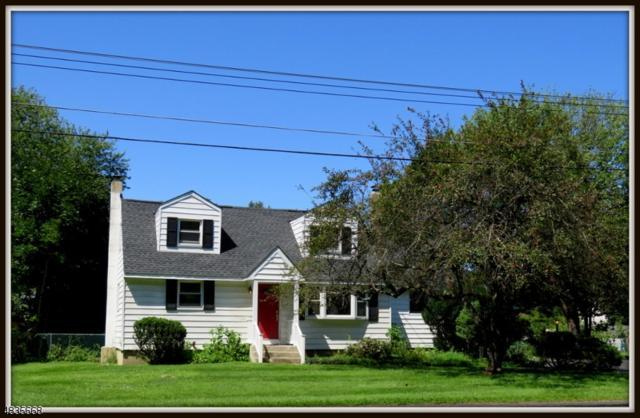 817 Limecrest Road, Andover Twp., NJ 07860 (MLS #3499857) :: William Raveis Baer & McIntosh