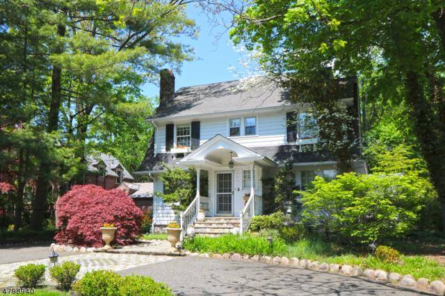 117 Hobart Ave, Millburn Twp., NJ 07078 (MLS #3499860) :: William Raveis Baer & McIntosh
