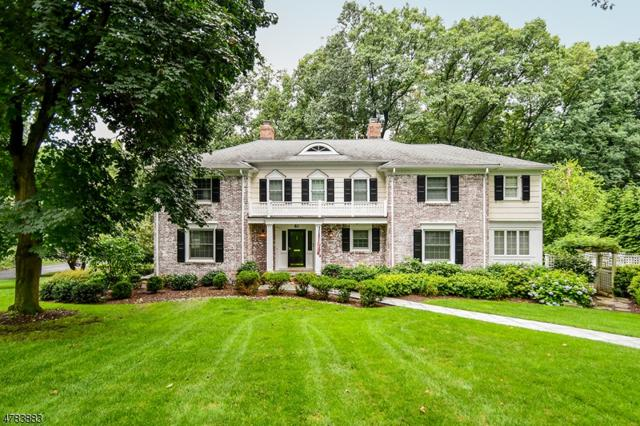 51 Greenbriar Drive, Summit City, NJ 07901 (MLS #3500031) :: The Sue Adler Team