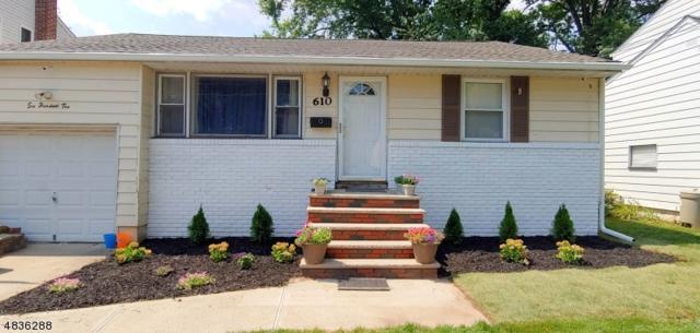610 Birchwood Rd, Linden City, NJ 07036 (MLS #3500481) :: SR Real Estate Group