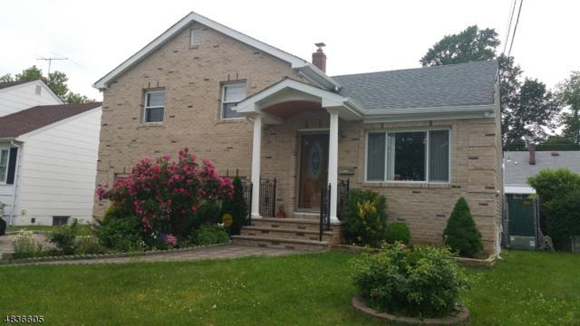 9 Crestwood Ave, Belleville Twp., NJ 07109 (MLS #3500775) :: William Raveis Baer & McIntosh