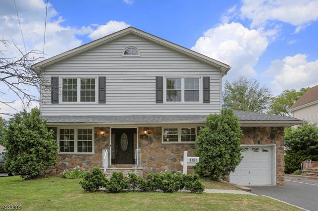1151 Central Ave, Westfield Town, NJ 07090 (MLS #3500901) :: The Sue Adler Team