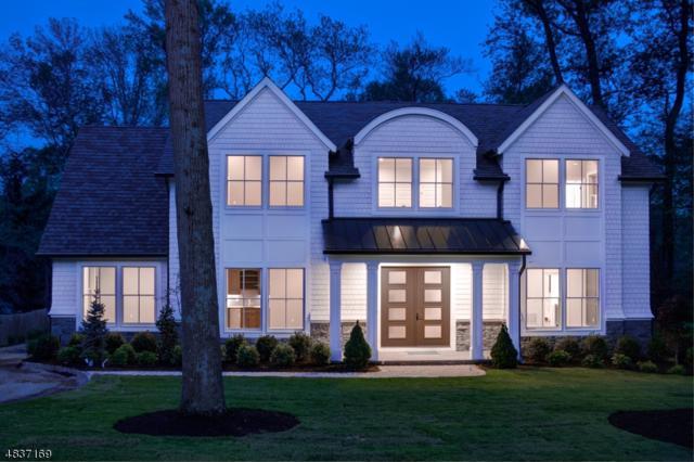 40 Hillside Ave, Millburn Twp., NJ 07078 (MLS #3501273) :: SR Real Estate Group
