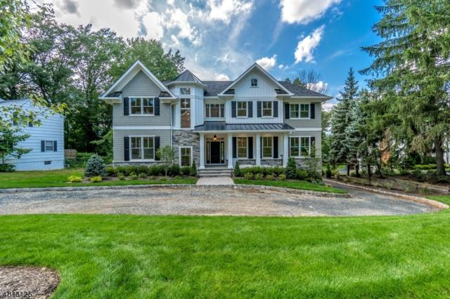 76 Far Brook Dr, Millburn Twp., NJ 07078 (#3501290) :: Group BK