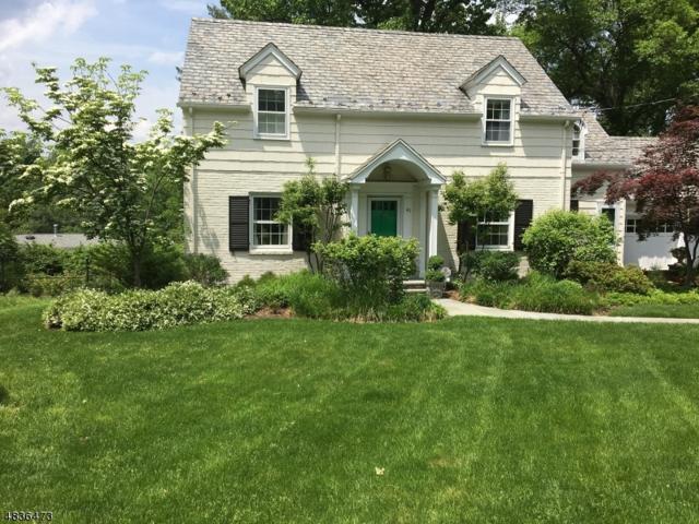 40 Colonial Way, Millburn Twp., NJ 07078 (MLS #3501411) :: SR Real Estate Group