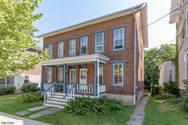 44 Spring St, Flemington Boro, NJ 08822 (MLS #3501594) :: SR Real Estate Group