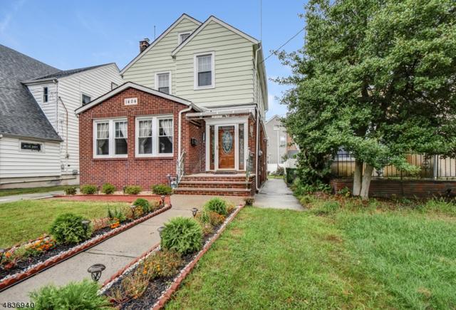 1404 Dewitt Ter, Linden City, NJ 07036 (MLS #3501682) :: SR Real Estate Group