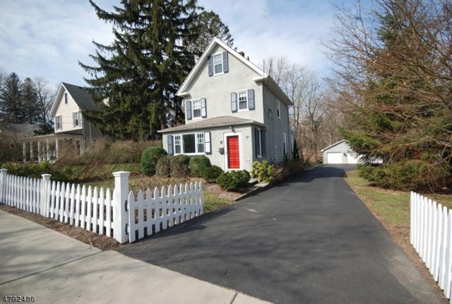 41 Division Ave, New Providence Boro, NJ 07901 (MLS #3501703) :: The Sue Adler Team