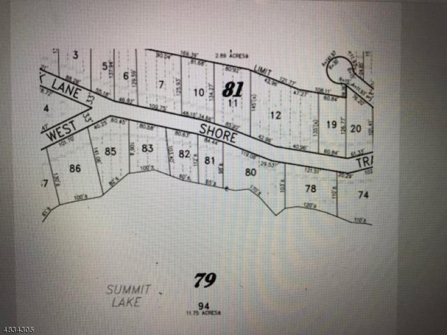 34 W Shore Trl, Hardyston Twp., NJ 07460 (MLS #3502000) :: William Raveis Baer & McIntosh