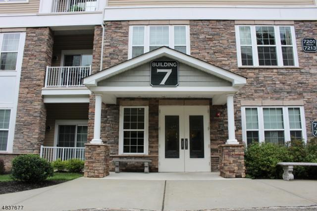 7203 Polk Dr #203, Rockaway Twp., NJ 07885 (MLS #3502071) :: William Raveis Baer & McIntosh