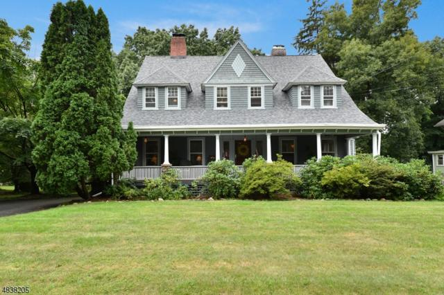 250 Woodside Ave, Ridgewood Village, NJ 07450 (MLS #3502279) :: William Raveis Baer & McIntosh