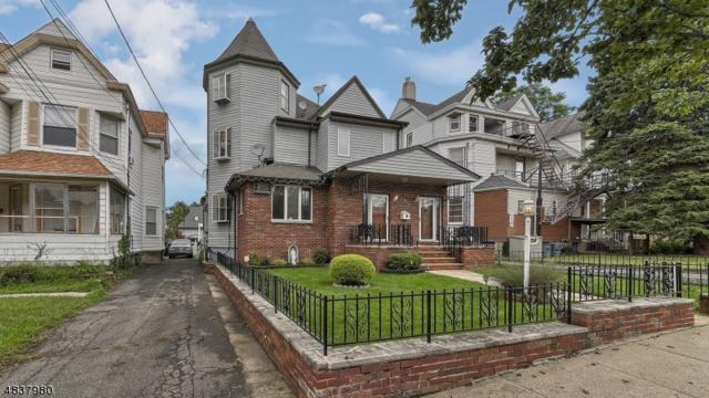 248 Lafayette Ave, Passaic City, NJ 07055 (MLS #3502434) :: Coldwell Banker Residential Brokerage