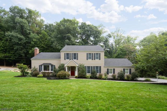33 Harwich Road, Morris Twp., NJ 07960 (MLS #3502611) :: SR Real Estate Group