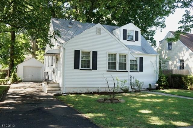 507 Myrtle Ave, Garwood Boro, NJ 07027 (MLS #3502617) :: The Dekanski Home Selling Team