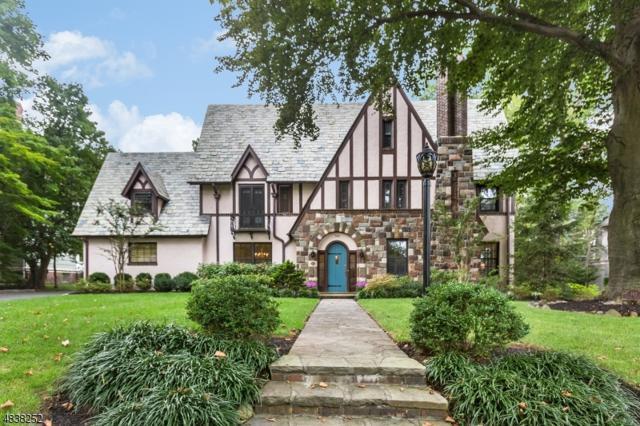 162 Irving Ave, South Orange Village Twp., NJ 07079 (MLS #3502848) :: William Raveis Baer & McIntosh