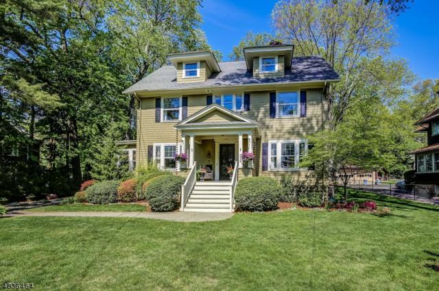 563 Ridgewood Rd, Maplewood Twp., NJ 07040 (MLS #3502927) :: William Raveis Baer & McIntosh