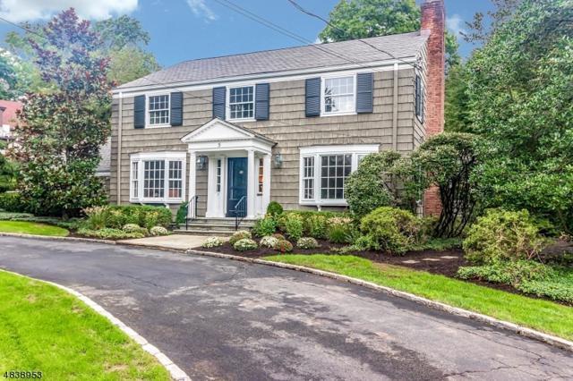 5 Chestnut Place, Millburn Twp., NJ 07078 (MLS #3502977) :: The Sue Adler Team