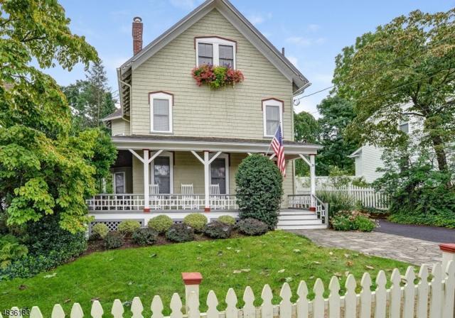 38 Green Ave, Madison Boro, NJ 07940 (MLS #3503019) :: SR Real Estate Group