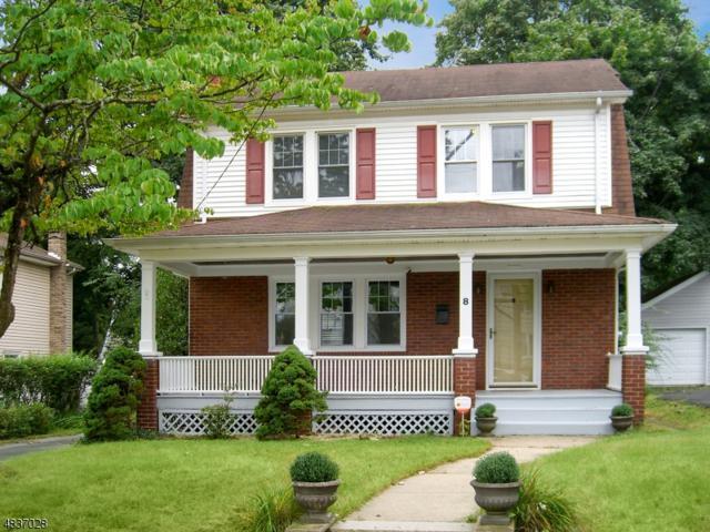 8 Lincoln Ave, West Orange Twp., NJ 07052 (MLS #3503106) :: William Raveis Baer & McIntosh