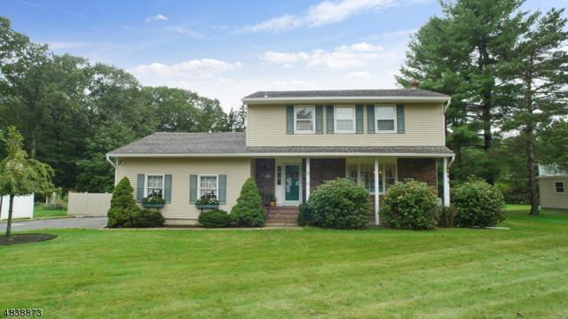 36 Ridge Rd, Roxbury Twp., NJ 07876 (MLS #3503113) :: The Sue Adler Team