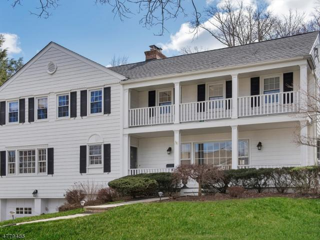 42 Spenser Dr, Millburn Twp., NJ 07078 (MLS #3503149) :: William Raveis Baer & McIntosh