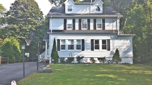 210 Hampton St, Cranford Twp., NJ 07016 (#3503377) :: Daunno Realty Services, LLC