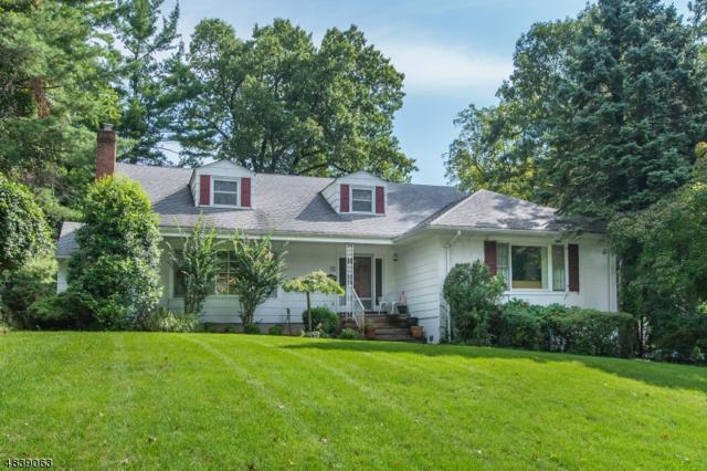 70 Slope Dr, Millburn Twp., NJ 07078 (MLS #3503390) :: SR Real Estate Group