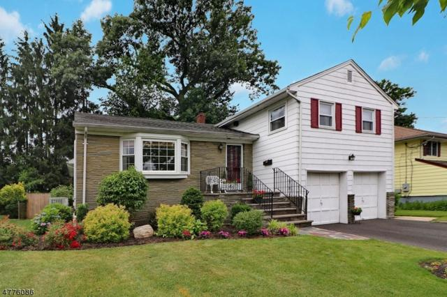 15 Brown Ter, Cranford Twp., NJ 07016 (#3503394) :: Daunno Realty Services, LLC