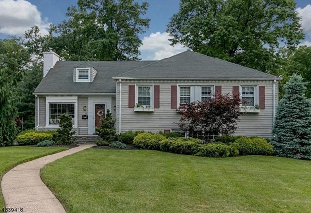 736 Norman Pl, Westfield Town, NJ 07090 (#3503417) :: Daunno Realty Services, LLC