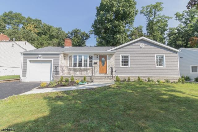 740 Roessner Dr, Union Twp., NJ 07083 (MLS #3503796) :: The Sikora Group