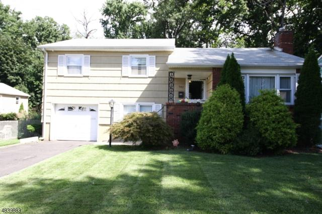 945 Cabot Ave, Union Twp., NJ 07083 (MLS #3503842) :: The Sikora Group