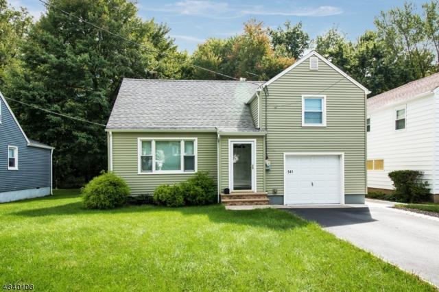 541 Richfield Ave, Kenilworth Boro, NJ 07033 (MLS #3504147) :: The Dekanski Home Selling Team