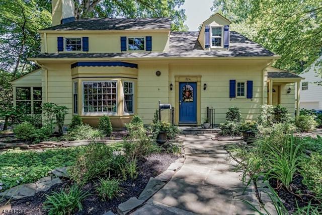 324 Partridge Run, Mountainside Boro, NJ 07092 (MLS #3505085) :: The Dekanski Home Selling Team