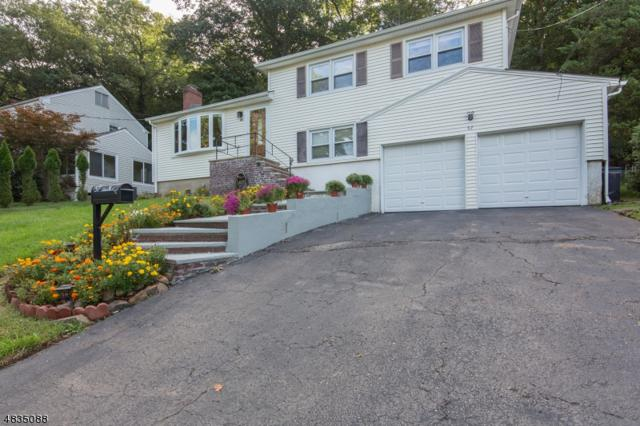 57 Mounthaven Dr, Livingston Twp., NJ 07039 (MLS #3505133) :: William Raveis Baer & McIntosh