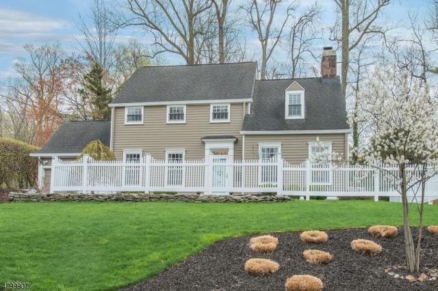 26 Colonial Way, Millburn Twp., NJ 07078 (#3505312) :: Group BK