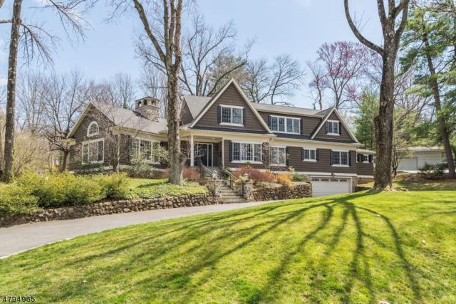 110 Westview Rd, Millburn Twp., NJ 07078 (#3505576) :: Group BK