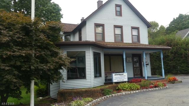 218 Main St Ledge, Roxbury Twp., NJ 07852 (MLS #3505862) :: William Raveis Baer & McIntosh