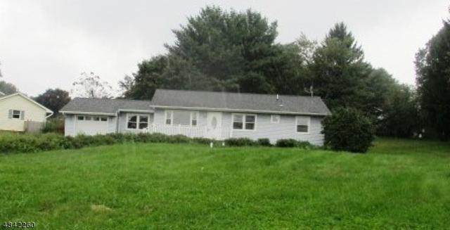 100 W Hillside Ter, Mansfield Twp., NJ 07840 (#3506016) :: Group BK