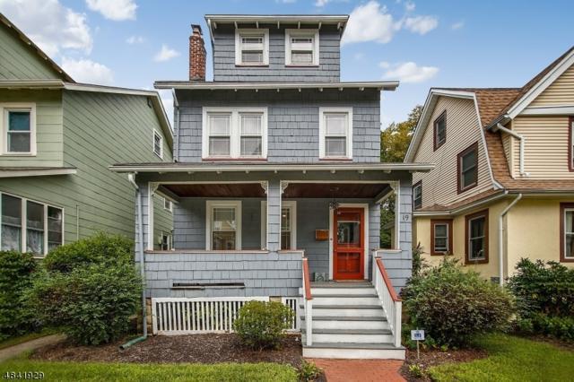 19 Clark St, Glen Ridge Boro Twp., NJ 07028 (MLS #3506585) :: Coldwell Banker Residential Brokerage