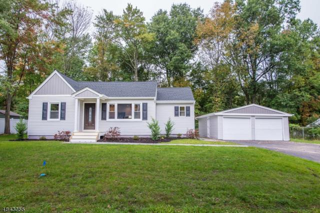 64 Pleasant Ave, Hanover Twp., NJ 07927 (MLS #3506810) :: SR Real Estate Group